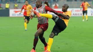 I-League derby match: East Bengal capitalise on a controversial penalty to beat Mohun Bagan 2-1