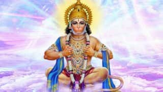 Hanuman Jayanti 2016 Wishes: Best Hanuman Jayanti SMS, WhatsApp & Facebook Messages to send Hanumath Jayanti greetings!
