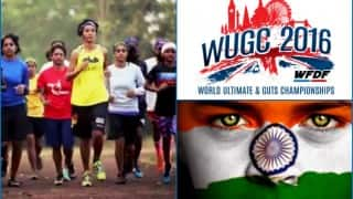 Help first ever women's Ultimate Frisbee Team to represent India at WFDF World Ultimate & Guts Championship 2016