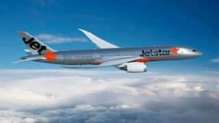 Woman names baby 'Jet Star' after giving birth on flight