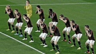 Video: AC Milan's version of the iconic 'Haka' against Carpi is cringe-worthy