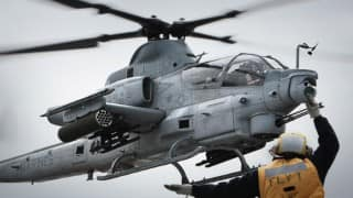 US awards contract to Bell for 9 AH1z choppers to Pakistan