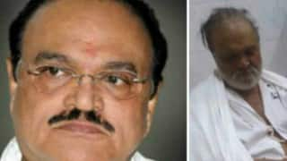 Chhagan Bhujbal, now and then: Picture goes viral