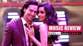 Baaghi music review: Tiger Shroff and Shraddha Kapoor film has a compilation of vibrant and beautiful romantic songs