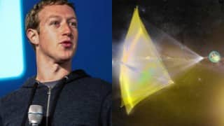 Facebook CEO Mark Zuckerberg announces $100 Million project to send tiny space probes to investigate alien life!