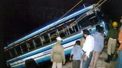 Manipur: 8 dead, many injured after tourist bus falls into stream in Senapati district