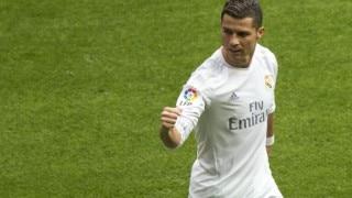 Cristiano Ronaldo becomes 1st player to score 30 La Liga goals in six successive seasons