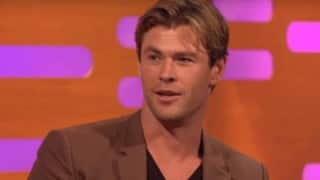 Chris Hemsworth nearly died in the Himalayas