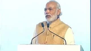 Narendra Modi pitches for Rs 1 lakh crore investment for port development