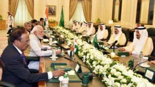 India, Saudi Arabia sign deals on terror financing, trade promotion
