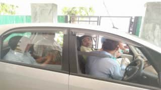 Real test for odd-even,Heavy rush in morning, Arvind Kejriwal joins carpool
