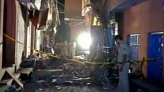 Delhi: Three killed, 11 injured in cooking gas cylinder explosion