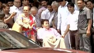 Dilip Kumar gets discharged from hospital