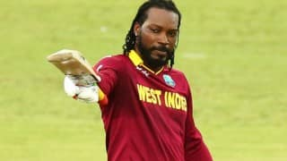 Brian Lara appeared worried during my innings of 317: Chris Gayle