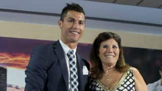 Cristiano Ronaldo's mom rules out Real Madrid star moving back to Manchester United