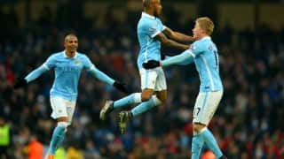 UEFA Champions League 2015-16: Manchester City beat PSG 1-0 to enter Semi-finals for first time