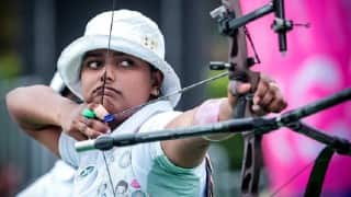 Archer Deepika Kumari equals world record at World Cup