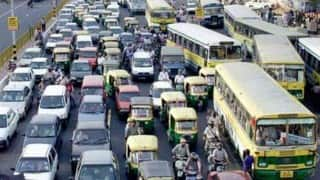 Boosting Delhi's bus services key to sustaining odd-even system