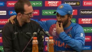 ICC T20 World Cup 2016: Australian journalist reveals experience of his encounter with MS Dhoni