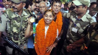 Happy that gymnastics is getting attention in India: Dipa Karmakar