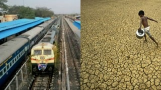 Drought-hit Latur in Marathwada welcomes Jaldoot Express, Indian Railways to send more trains soon