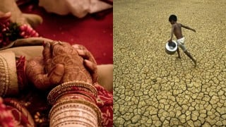 Drought-hit Bundelkhand: Scarcity of water prevents marriages in villages