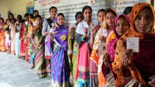 West Bengal Assembly Elections 2016: Polling begins for 53 Bengal assembly constituencies in phase five
