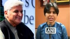 Javed Akhtar supports Trupti Desai, salutes feminist-secularist who doesn't discriminate between temple and dargah