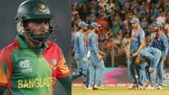ICC World T20: Bangladeshi cricketer Mushfiqur Rahim apologizes after facing backlash for trolling India's defeat against West Indies