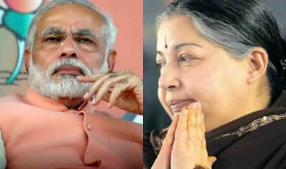 Jayalalithaa urges Narendra Modi to act decisively on fishermen issue