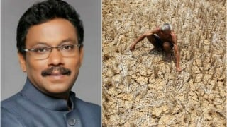 BJP minister Vinod Tawde holidays in London as Maharashtra fights severe drought