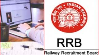 Railway Recruitment Board Vacancies 2018: Apply at indianrail.gov.in For 26502 Vacancies