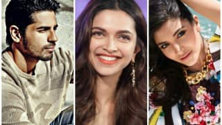 Deepika Padukone and Anushka Sharma next on Sidharth Malhotra's wiishlist!