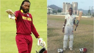 West Indies player Iraq Thomas breaks Chris Gayle's record to slam hundred from 21 balls