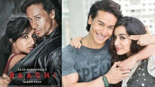 Baaghi movie review: Tiger Shroff and Shraddha Kapoor starrer gets thumbs up from Bollywood celebs!