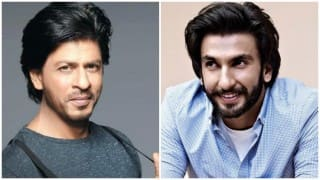 Shah Rukh Khan and Ranveer Singh team up for Sanjay Leela Bhansali's next?