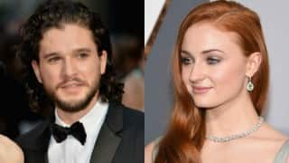 Kit Harington spends too much time in front of mirror: Sophie Turner