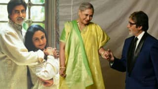 Jaya Bachchan birthday: Here's how Amitabh Bachchan wished his lady-love on Twitter!