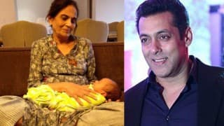 Salman Khan's mother and nephew Ahil look absolutely adorable together!