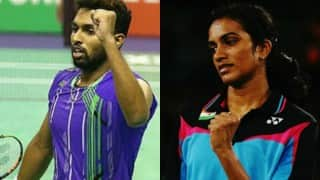 China Masters: H S Prannoy, P V Sindhu enter quarters of badminton tournament
