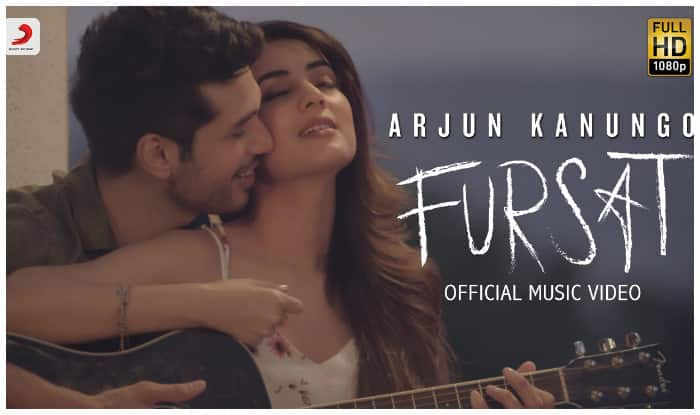 Arjun Kanungo – Fursat – Feat. Sonal Chauhan – Official Music Video Song 720p HD x264 MP4 [38.7 MB]