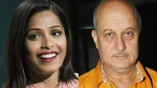Frieda Pinto, Anupam Kher to star in sex-trafficking movie
