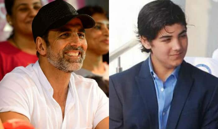 Here's how Akshay Kumar's son Aarav Kumar is following his ...