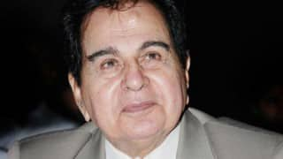 Veteran actor Dilip Kumar hospitalised at Mumbai's Lilavati Hospital