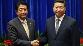 China, Japan agree to improve political ties