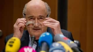 Sepp Blatter 'available to defend FIFA' at US corruption trial