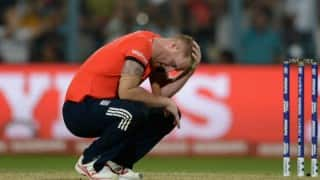 ICC T20 World Cup 2016: Felt the world had come down on me, says devastated Ben Stokes