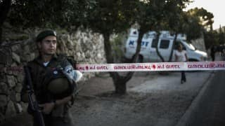 Israelis mark Passover with boosted security after bus bomb