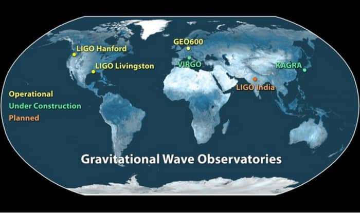 how to detect gravitational waves