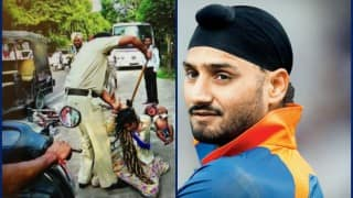 Harbhajan Singh shares disturbing image to hit out on police brutality in India
